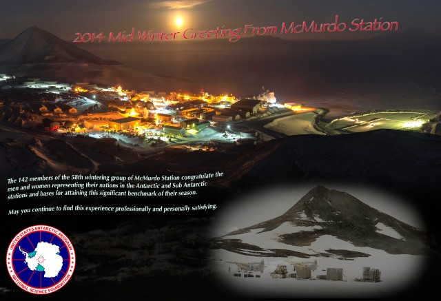 2014 McMurdo Greeting
